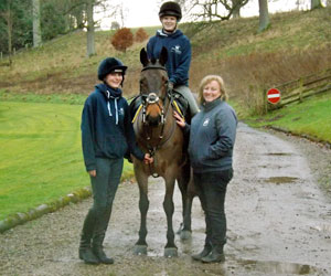 The Park End Equestrian Team